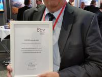 "Herr Ing. Egon Drabek mit dem KOOP AWARD ""Best practice"""