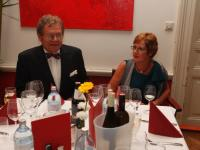 Frau Dipl.-Ing. Christine Reitzi-Ennsberger mit Herrn Ing. Reitzi