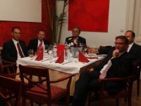 Die Gesellschafter von Metz & Partner mit Herrn Ing. Reitzi
