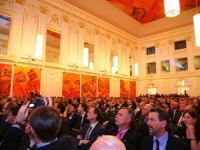 Rund 1000 hochkarätige Gäste aus Wirtschaft und Politik waren bei der Überreichung der Auszeichnungen anwesend.