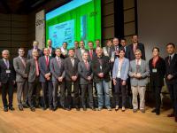 Projektteam Hauptbahnhof Wien: ÖBB, ausführende Firmen, Planer, örtliche Bauaufsicht