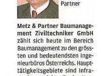 Wirtschaftsblatt vom 07.11.2007