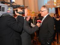 Die Medien zeigen hohes Interesse an der Verleihung der Preise.