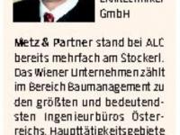 Wirtschaftsblatt vom 05.11.2010